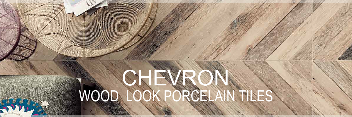 CHEVRON PORCELAIN TILE