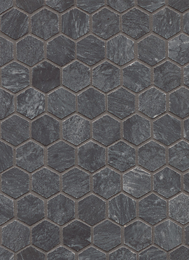 FLANNEL HEXAGON