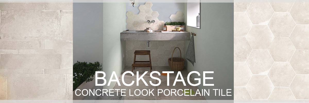 BACKSTAGE PORCELAIN TILE