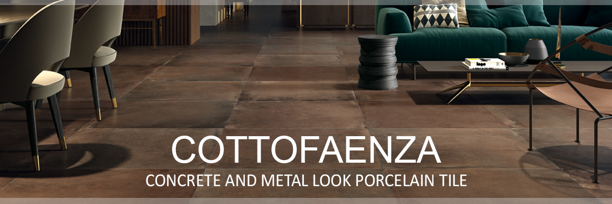 COTTOFAENZA PORCELAIN TILE